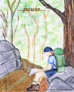 Intention: pause